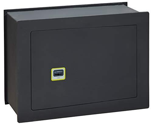 Arregui DI/5 Caja Fuerte de empotrar a Pared, 10 mm de Espesor, Apertura con Llave, 34x46x20 cm, 20 L