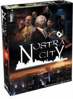 Asmodee Nostra City Board Game