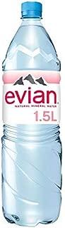 Evian Still Mineral Water - 1.5L (52.79 fl oz)