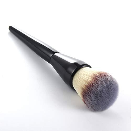 LCLrute Makeup Pinsel Puderpinsel mit Weicher Kunstfaser Kosmetikpinsel für Mineral Powder und...
