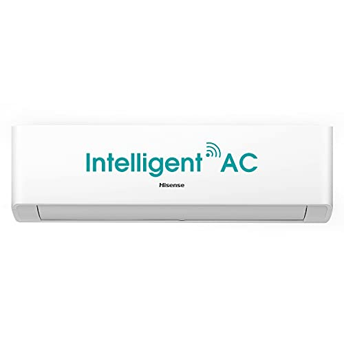 Hisense 1.5 Ton 5 Star Wi-Fi Inverter Split AC (Copper,...