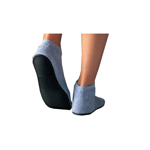 Albahealth 8103 Patient Terry Slipper P Single Knit Tread Recommendation Flat Dealing full price reduction