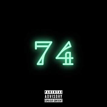 74 (feat. Killxh B)