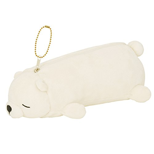 CHOOLD Cute Cartoon Animal Pencil Case Portable Super Soft Pencil Pouch for Students Office Workers