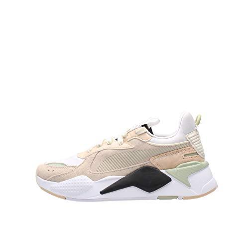 PUMA RS-X Reinvent Zapatillas blancas, gris/beige para mujer Color blanco. 37.5 EU
