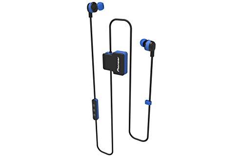 Pioneer SE-CL5BT-L - Auricular Deportivo (Bluetooth, micrófono Integrado) Color Azul