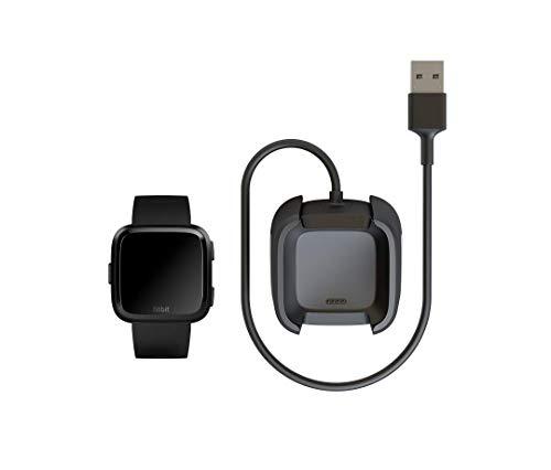 Fitbit Carregador para Versa Black - FB166RCC