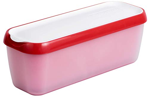 Ice Cream Storage Container