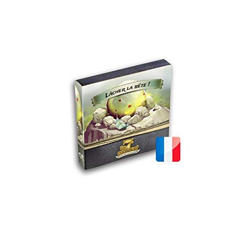 Serious Poulp The 7th Continent - Lâcher la bête - Extension