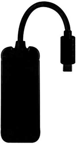 ZGYQGOO Contrôleur Switch 5.0, contrôleur pour contrôleur Jeu Intelligent, combiné Manette Jeu à Chargement rapiUSB, Manette Jeu sans Fil pour contrôleur Jeu, récepteur Bluetooth et émetteur, Noir