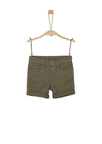 s.Oliver Jungen 404.12.005.18.180.2019800 Shorts, Khaki, 110/REG