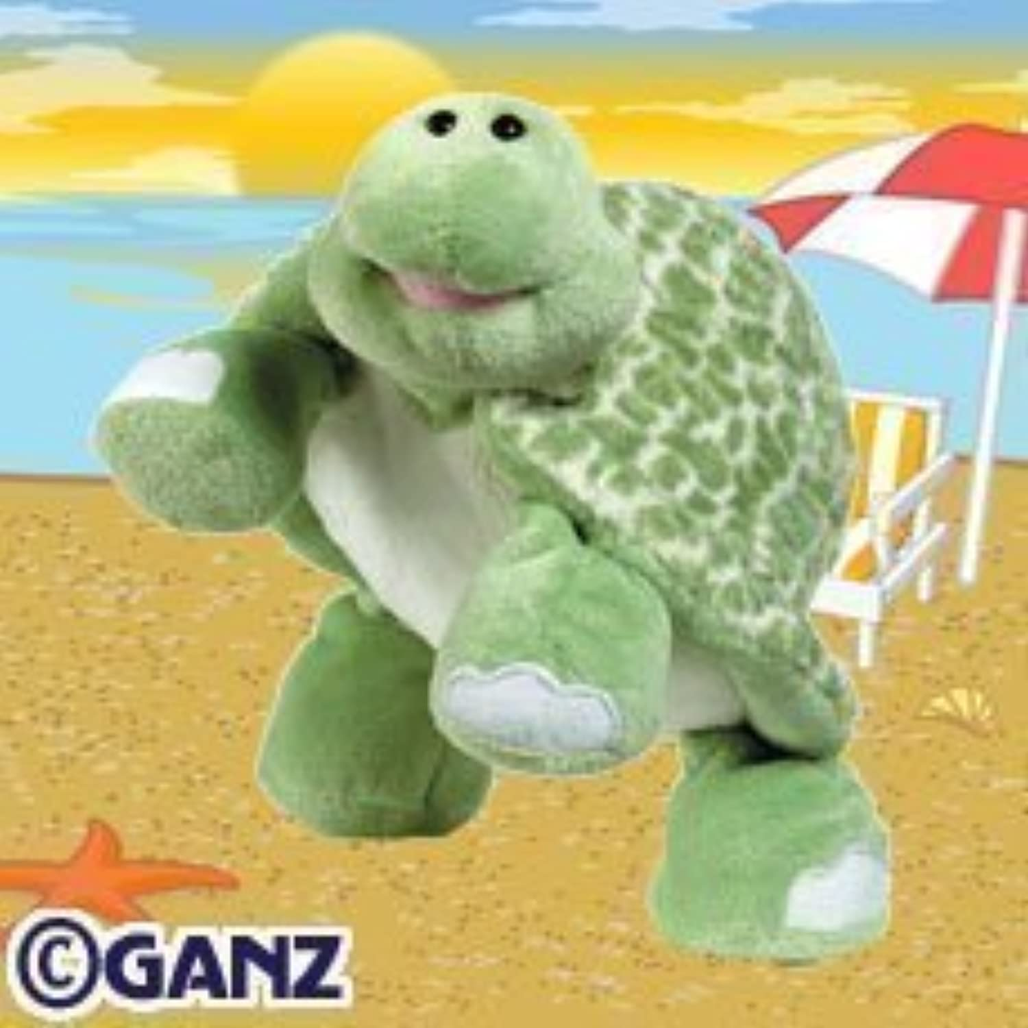 Webkinz Plush Stuffed Animal Spotted Turtle by Ganz [Toy]