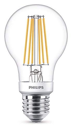 Philips LEDclassic 3-in-1 Lampe SceneSwitch ersetzt 60W, EEK A+, E27 (klar)