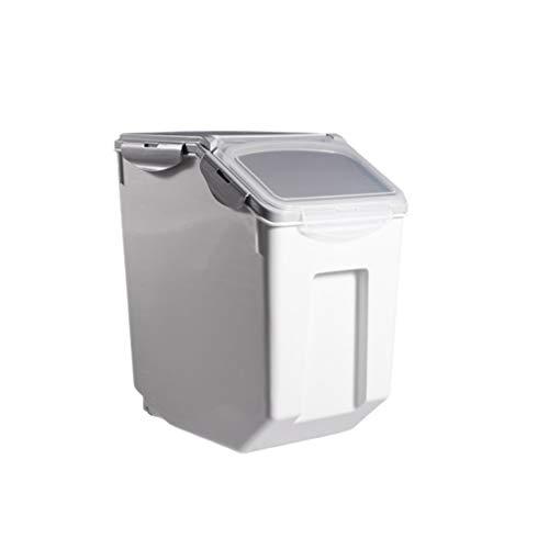 Cabilock Lebensmittellagerbehälter Kunststoff Luftdicht Lebensmittellagerbehälter Kisten für Reismehl