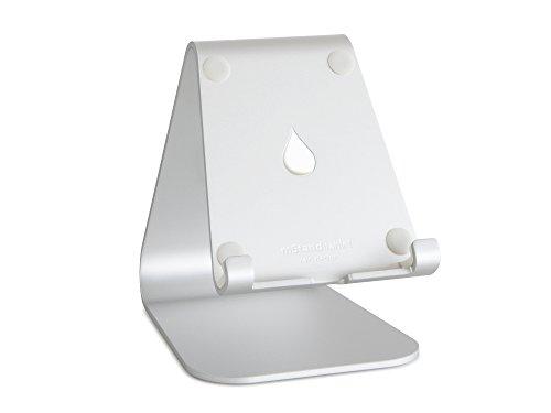 Rain Design 10050 Mstand Tablet plus mit Winkelverstellung silber