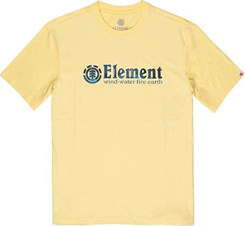 Element Uomo Maglietta Boro (Popcorn), Größe:XL