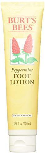 BURT'S BEES - Foot Lotion Peppermint - 3.38 fl. oz. (100 ml)
