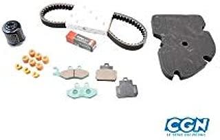 Confezione da 100 Guanti da Officina in Nitrile manutril Special Benzina e Olio XL Selection P2R