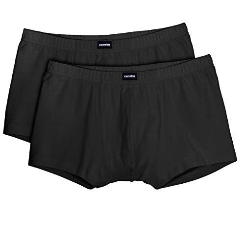 Ceceba Pants 2er Pack schwarz Übergröße, deutsche Wäschegröße:14