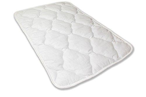 Merino Babykissen 40 x 60 I Kinderkissen Ultrasoft aus 100% Baumwolle für EIN kuschelweiches Schlafgefühl I Kleinkindkissen atmungsaktiv