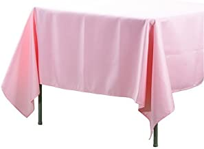 Richland Square 70 x 70 Tablecloth Pink