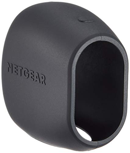 Arlo zertifiertes Zubehör | Silikonbezüge (3er Set) schwarz, geeignet für Arlo HD kabellose Überwachungskamera, VMA1200B