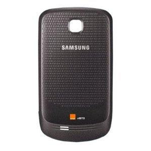 Akkudeckel/Rückschale für Samsung S5570 Galaxy Mini schwarz