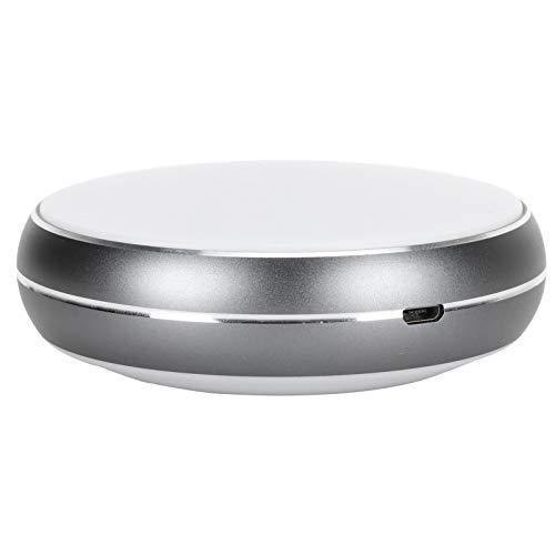 Fockety Luz Nocturna, lámpara Nocturna USB, Carga USB Iluminación de Doble Cara Mini Control táctil Ajustable Duradero para el hogar al Aire Libre