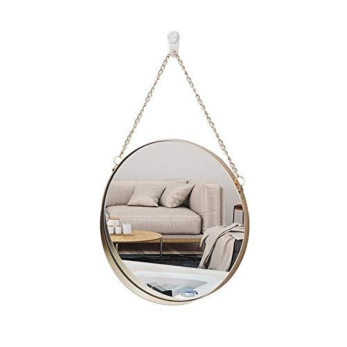 KMYX 10 Inch wanddecoratie hanger zonnebril creatieve Scandinavische muur opknoping spiegel voor woonkamer slaapkamer huis accessoires kijken glas