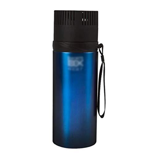 GSS-Sports Ball Insuline koelkast, draagbaar, oplaadbaar, kleine thermostaat, koelkast, houdt warm in de winter, snelle koeling in de zomer