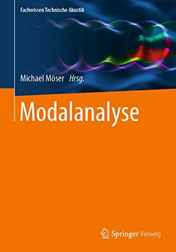 Modalanalyse (Fachwissen Technische Akustik)