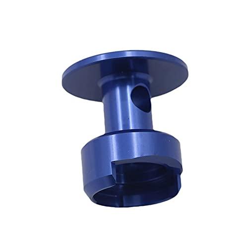 XIXI-Home Blue Aluminio Bobina de la herramienta de eliminación de la herramienta de eliminación de la bujía de la chispa Ajuste para BMW R1200GS F800GS F700GS F650GS R1150GS Todos los años R 800 1150