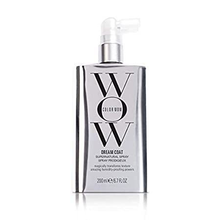 Beauty Shopping COLOR WOW Dream Coat Supernatural Spray – Humidity-Proof, Heat-Activated Anti-Frizz