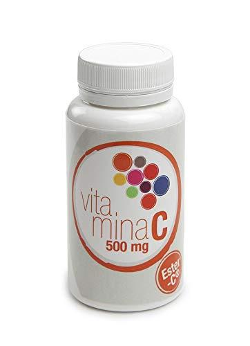 Art. Agricola Vitamina C Ester C Plantis - 60 capsulas