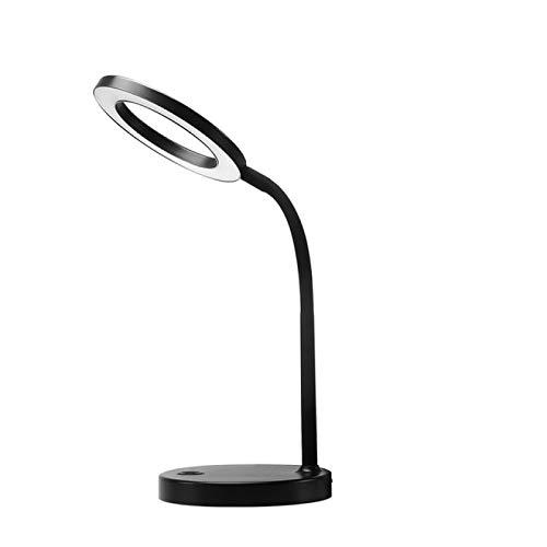 TENGCHUANGSM Durable moderno lámpara de escritorio lámpara de lectura para dormitorio interruptor táctil atenuación estudio lámpara de mesa para sala estudio lámpara | lámparas de escritorio