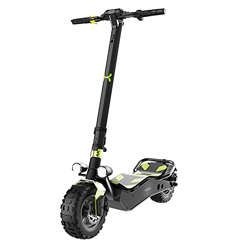 Cecotec Scooter Elettrico Bongo Serie Z. Potenza Massima 1100 W, Batteria Rimovibile, autonomia...