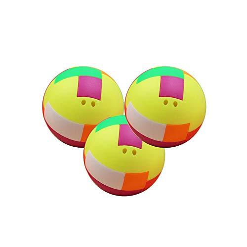 Juguetes de Bricolaje Bloques de construcción for niños de 3 a 12 años de Edad Ensamblaje de Bolas de Inteligencia Junta de Bola de Cubo (Color : Multi-Colored, Size : One Size)