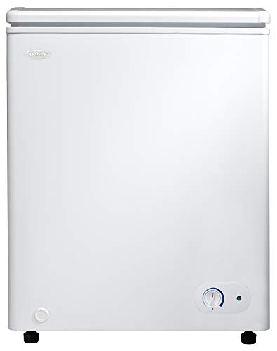Danby DCF038A1WDB1-3 Chest Freezer, 3.8 Cubic Feet, White
