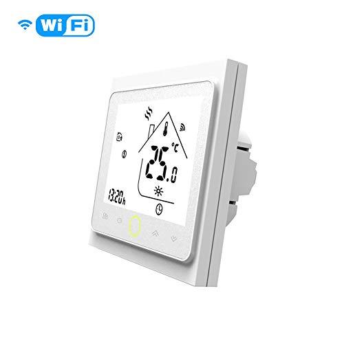 ZHAN Termostato, Wi-Fi Termostato Inteligente del Regulador De...