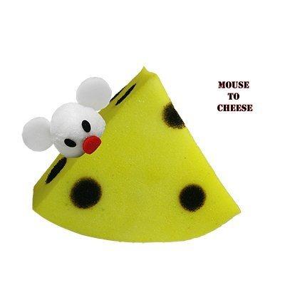 Sadik & Co. Mouse to Cheese - Trick