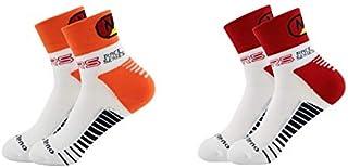 Men assorted colored socks colorful compression socks sports socks