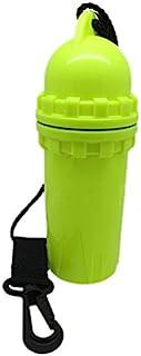 جعبه خشک استوانه ای ضد آب ضد آب غواصی با کلیپ