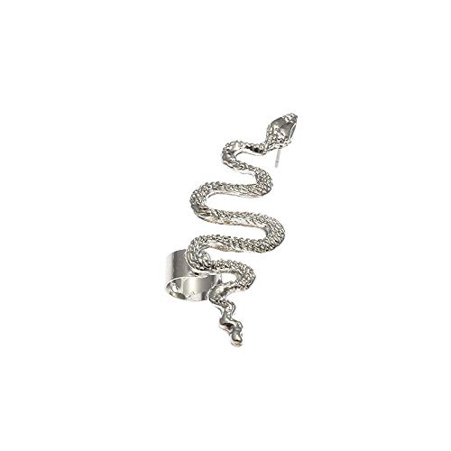 Pendientes Serpiente LLMZ Pendientes De Trepadores De Serpientes Accesorios de Joyería de las Mujeres