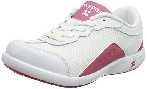 Oxypas Ivy, Women's Work Shoes, Pink (Fuxia), 4 UK (37 EU)