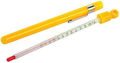 Expert by net - Termómetro con tubo de vidrio - Boligrafo de -5 a +105°C