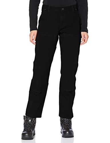 Carhartt Spodnie damskie ze streczu, z podwójnym przodem