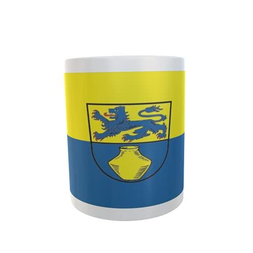 U24 Tasse Kaffeebecher Mug Cup Flagge Adendorf