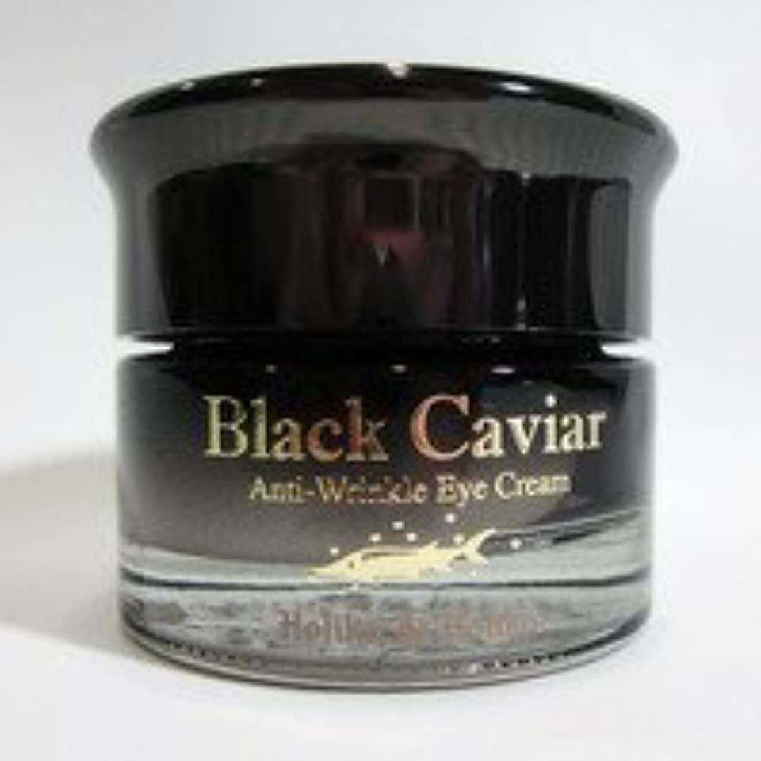 やむを得ないストレスの多いペデスタルHolika Holika ホリカホリカ ブラックキャビア アンチリンクル クリーム Black Caviar Anti-Wrinkle Cream