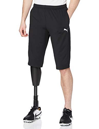 PUMA Erwachsene Hose LIGA Training 3/4 Pants, PUMA Black-PUMA White, 48/50, 655315 03