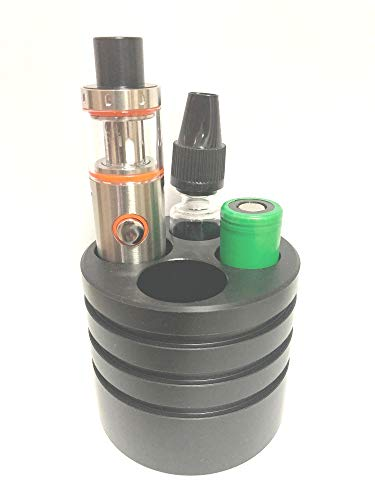 Autohalter für e-Zigaretten - Autohalter dampfen 2 mal Akkuträger Aio oder Vape Pen 22 & Akkus - E-Zigarettenhalter